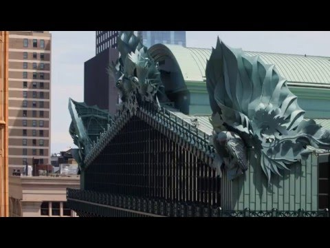 Harold Washington Library Center: A Monument to Chicago