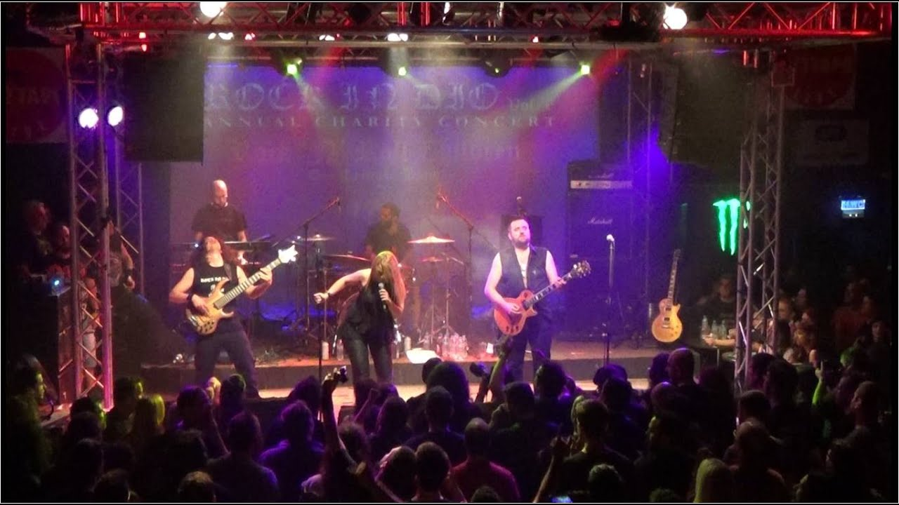 Rock 'n' Roll Children feat. Chryso Stamatopoulou - Long Live Rock 'n' Roll