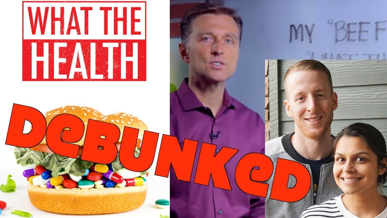 Dr Berg & Keto Connect Debunk What the Health on Diabetes