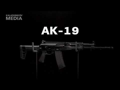 AK-19 With NATO Standard Bullet: Capabilities
