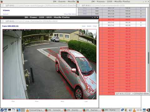 Zoneminder 4k Camera