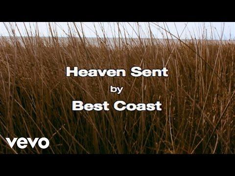 Best Coast - Heaven Sent (Lyric Video)