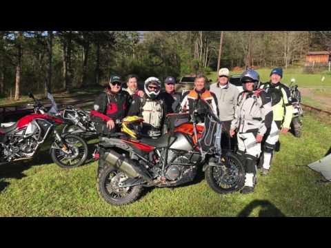 Arkansas Trans America Trail (TAT) '17
