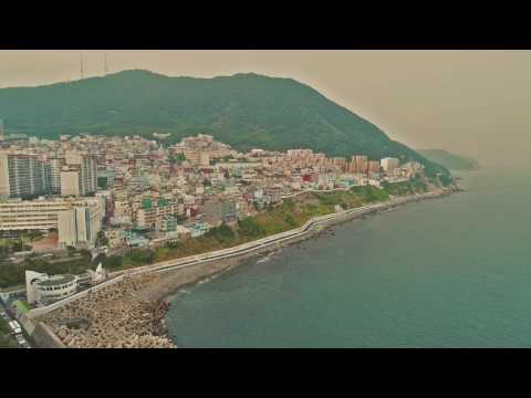 Pusan Drone footage
