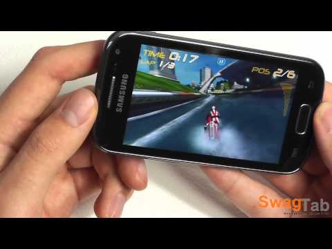 Samsung Galaxy Ace 2: Gaming & Spiele | SwagTab