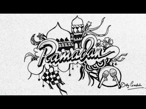 Download 64+ Gambar Grafiti Ramadhan  Gratis