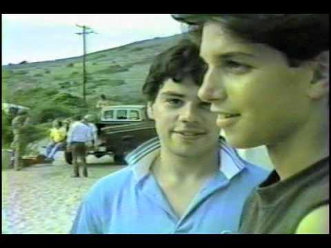 THE KARATE KID1983 ENTIRE REHEARSAL MOVIE PT 1.mov