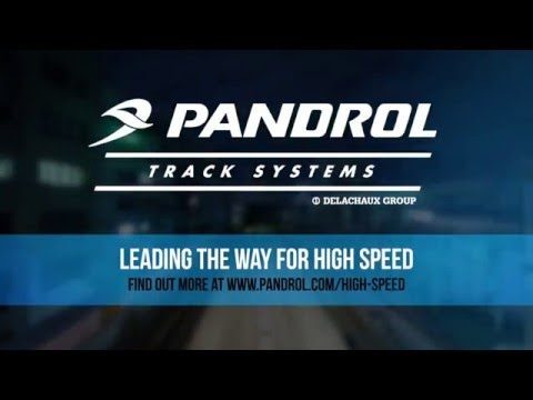 Pandrol UK - High Speed Track Systems