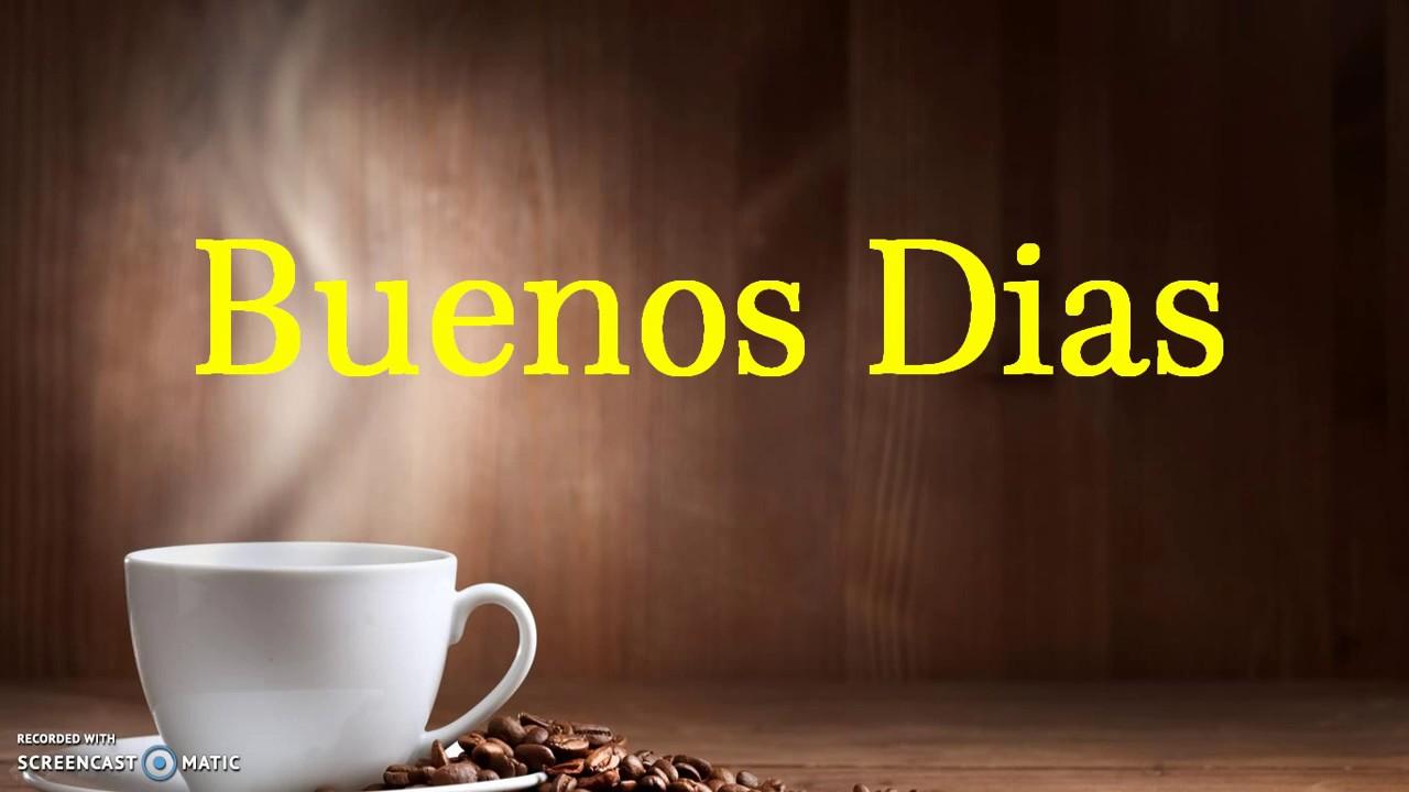 Bom Dia Em Espanhol Curso De Espanhol Online Com Certificado