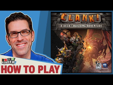 Clank! - How To Play