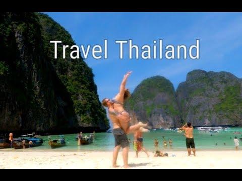 THAILAND TRAVEL - Bangkok, Phuket, Patong Beach, Phi Phi Islands (GoPro)