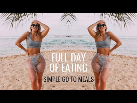 WHAT I EAT IN A DAY | Quick Healthy Meals