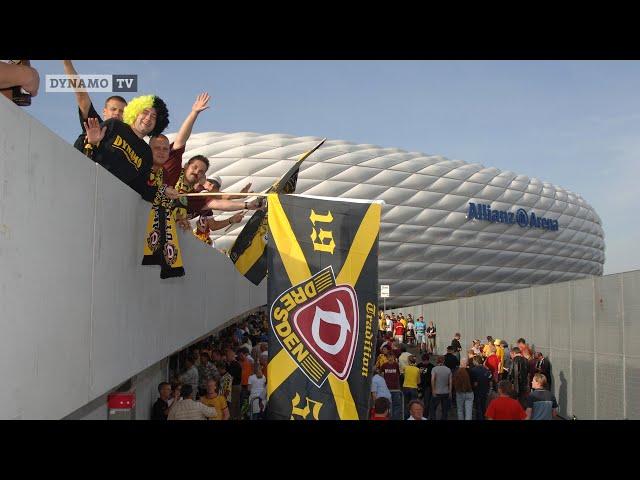 Über 20.000 Dynamo-Fans in München   Folge 3   30 Momente aus 30 Jahren