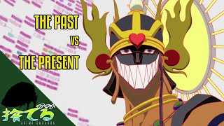 Summer Wars: The Past vs. The Present (ANIME ABANDON)