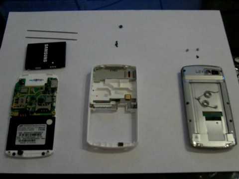 Samsung SGH-D807 Repair Problems, What