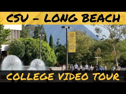 California State University, Long Beach - Video Tour