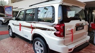 2018 New Mahindra Scorpio facelift  Review Interior and Exterior ( Beautiful Cars ) CAR CARE TIPS
