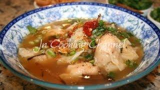 Jn Shrimp Wonton Soup