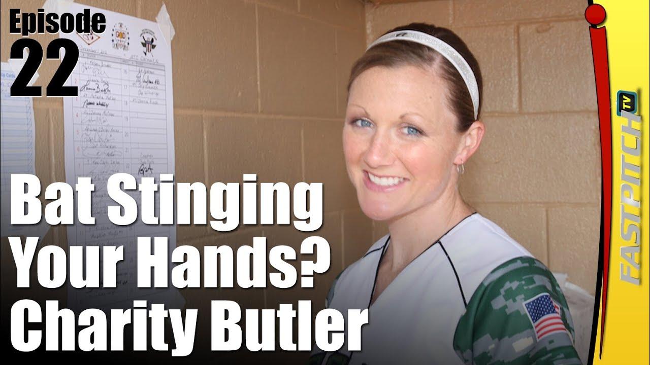 Softball Drills & Tips: Bat Stinging Your Hands | Fastpitch TV