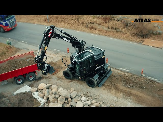 Atlas 165W SR Swedish Edition