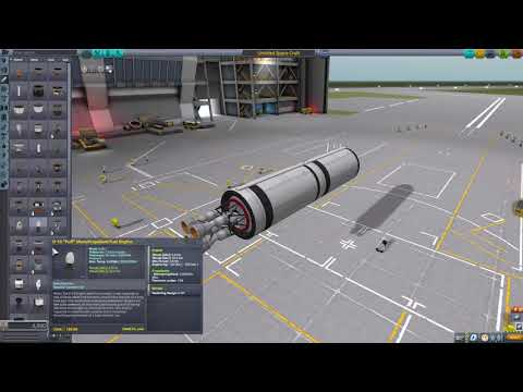 KSP - Evaluating The New 1.4 / Making History Engines