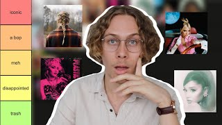 Reviewing & Ranking Tнe Top Albums of 2020