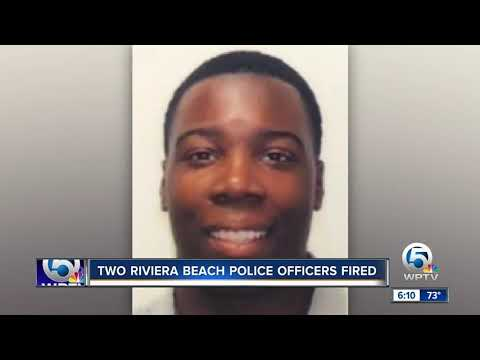 Two Riviera Beach Police Officers Fired