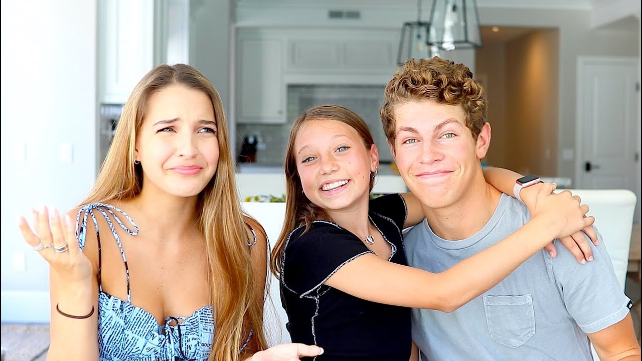 2 TRUTHS AND 1 LIE (WITH LITTLE COUSIN & BEN)
