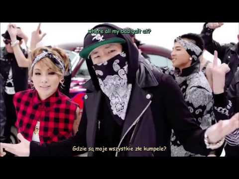 [ShoWA] CL - The Baddest Female (polskie napisy, polish subs)
