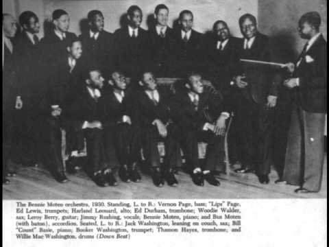 Bennie Moten's Kansas City Orchestra - Pass out lightly (1927)