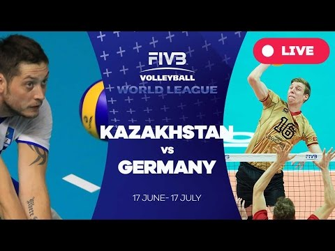 Kazakhstan v Greece - Group 3: 2016 FIVB Volleyball World League