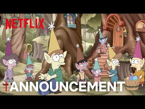 Disenchantment | Announcement: New Episodes Coming Soon  [HD] | Netflix