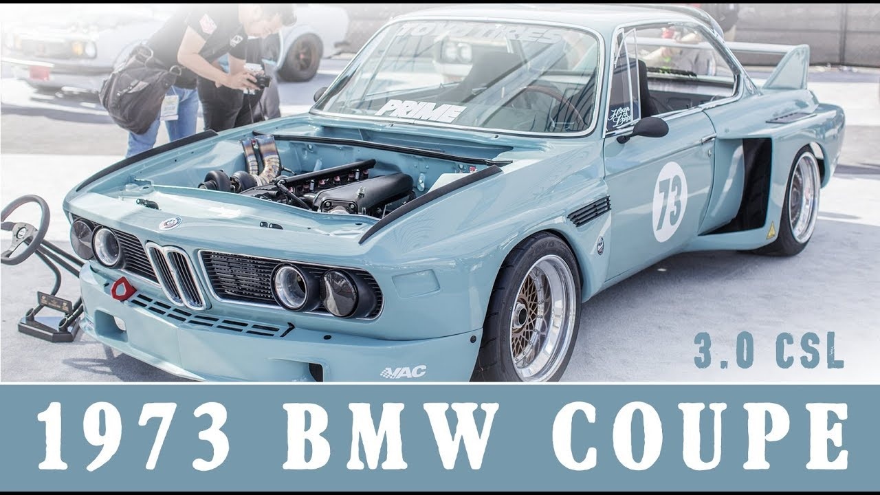 1973 E9 3 0 Cs Bmw Coupe Best Euro Car At Sema 2017 Willy