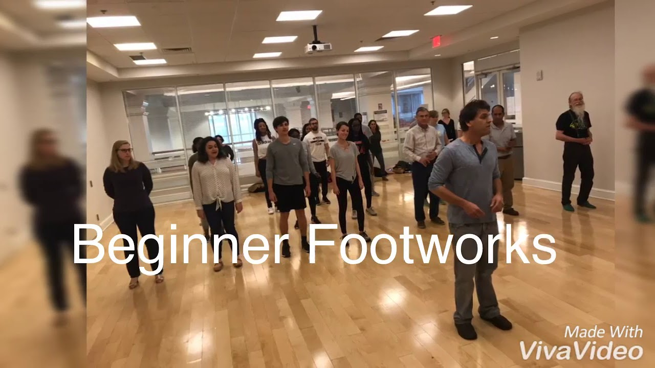 Beginner Footworks
