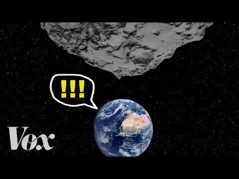 NASA's plan to save Earth from a giant asteroid