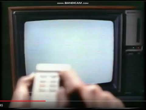Rank Arena VCRs Australian TV Commerical 1983