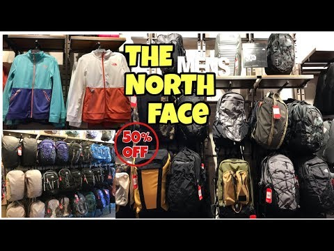 THE NORTH FACE CLOTHES AND  BAGS| COLLECTIONS 2019 | TOUR WITH ME ! | JANICE R. VLOG
