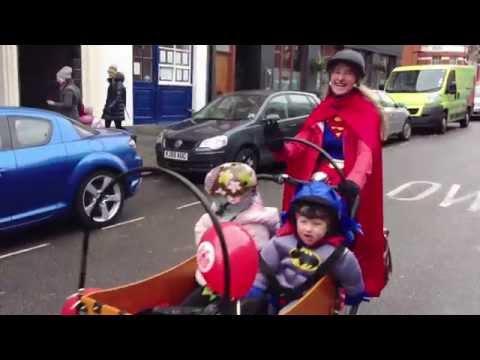 LESS CAR MORE GO: a quick test ride