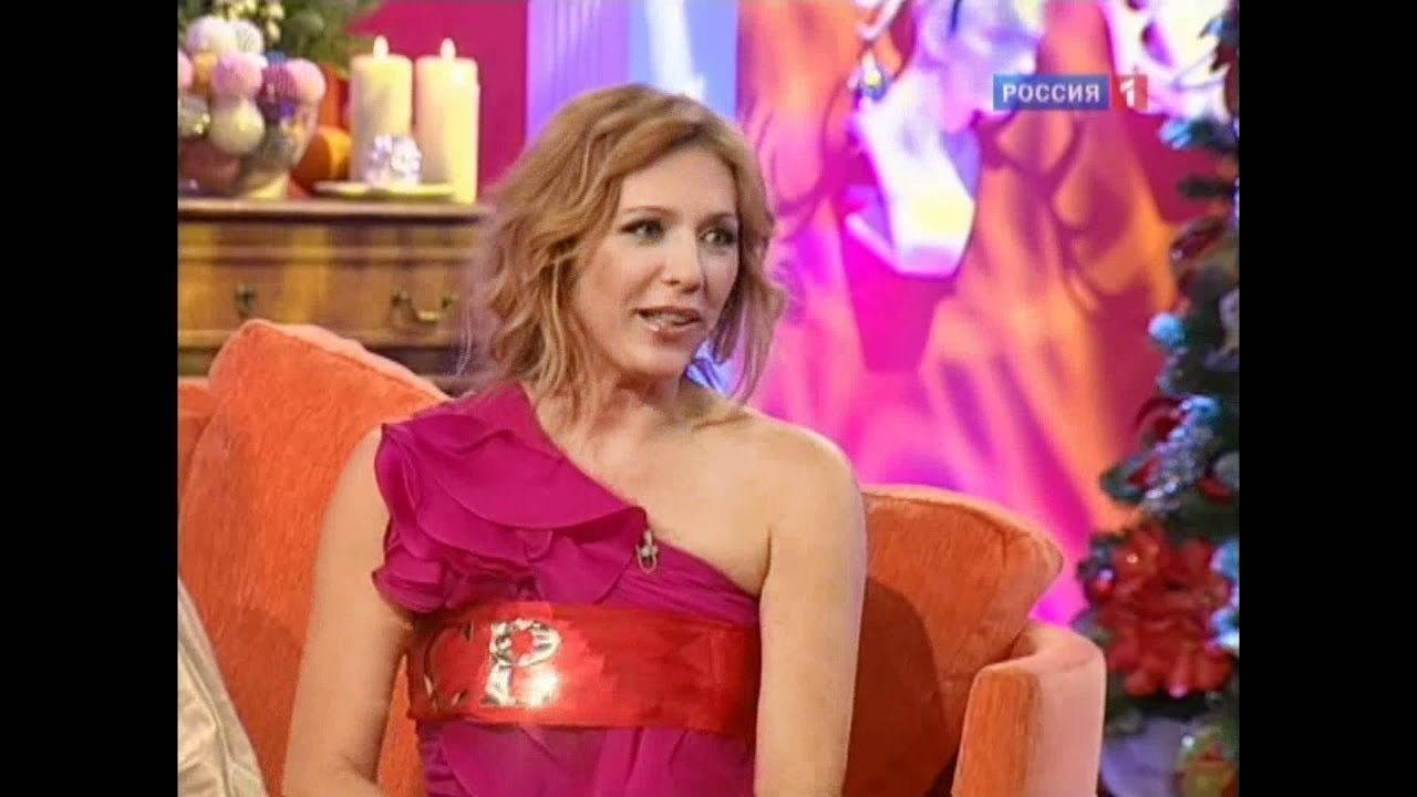 "Лолита в программе ""Девчата"" 24.12.2011"