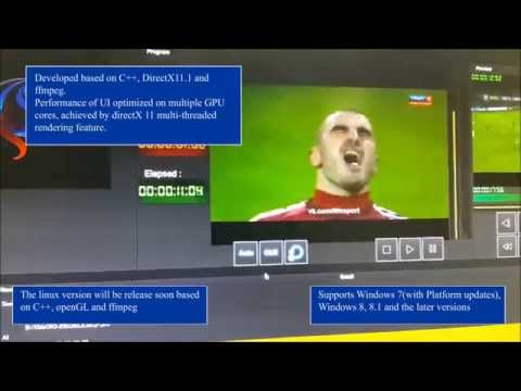 Wolf PlayOut | TV broadcast playout automation software | SD, HD, 2K, 4K