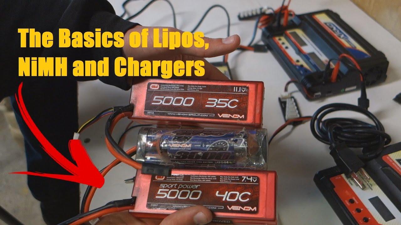 Rc Car Batteries Explained