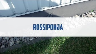 Miksi huonosti tuulettuvat rossipohjainen lattiarakenne voi olla riski?