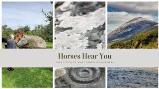Horses Hear You