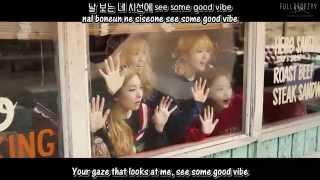 Red Velvet - Ice Cream Cake MV + [English Subs/Romanization/Hangul]