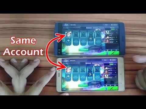 Can We Use One Mobile Legends Account In Two Different Devices?