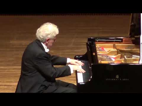 Henri Barda piano Recital in Kobe 2015 / Frédéric Chopin /Pieces.
