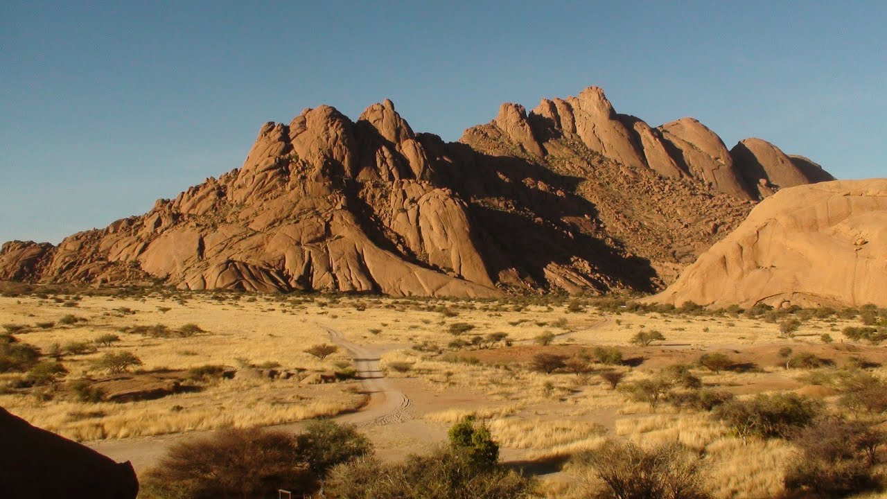 Image result for Spitzkoppe, Namibia