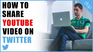 How to share a youtube video on Twitter - DCP Web Designers Tutorial