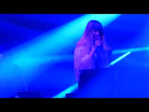"""Hundred Waters live """"Particle"""" @ FYF Fest Los Angeles July 20, 2017"""