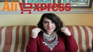 ¡¡Haul Aliexpress!! la loca de los collares.